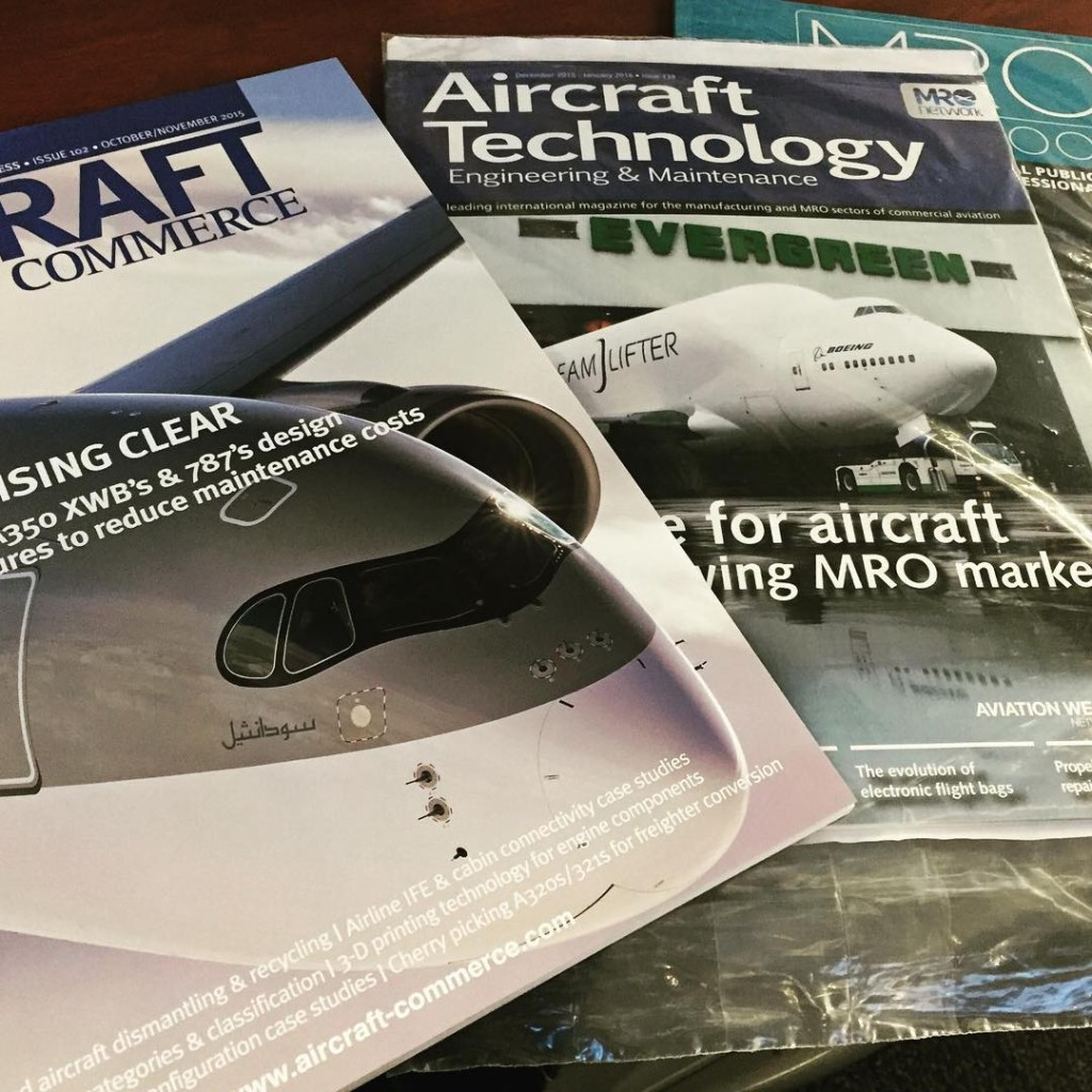 New reading material  avgeek aviation airline magazine reading